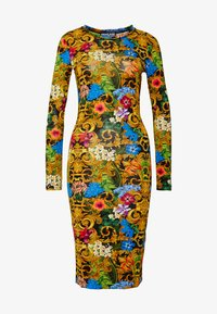 Versace Jeans Couture - LADY DRESS - Robe en jersey - multi-coloured - 4