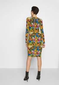 Versace Jeans Couture - LADY DRESS - Vestito di maglina - multi-coloured