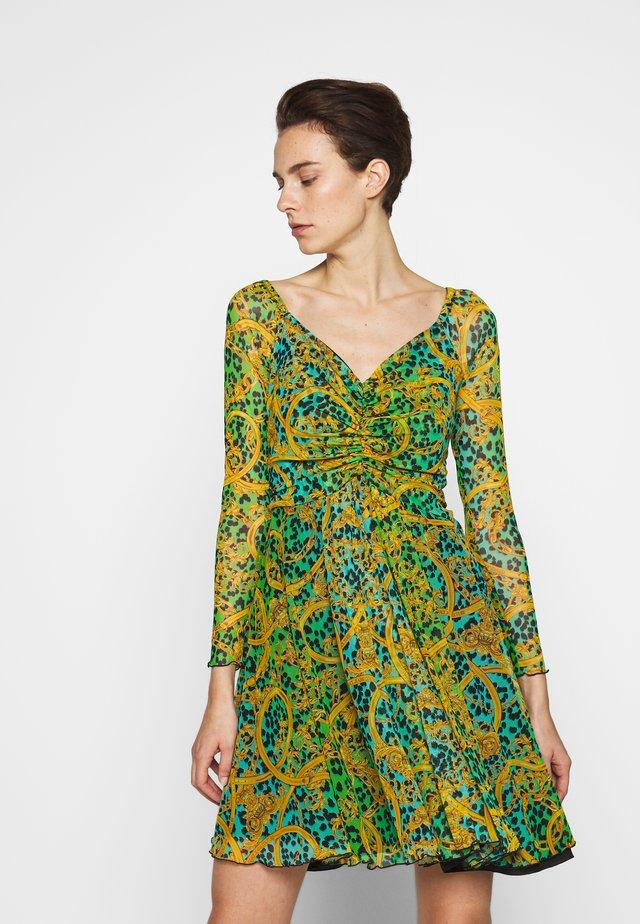 LADY DRESS - Korte jurk - pure mint