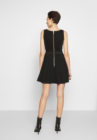 Versace Jeans Couture - LADY DRESS - Vestito di jeans - nero