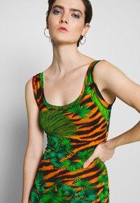 Versace Jeans Couture - Žerzejové šaty - mult scuri - 3