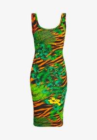 Versace Jeans Couture - Žerzejové šaty - mult scuri - 5