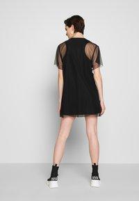 Versace Jeans Couture - Denní šaty - black - 2