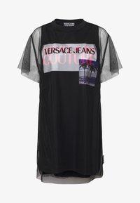 Versace Jeans Couture - Denní šaty - black - 5