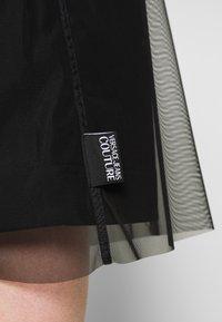 Versace Jeans Couture - Denní šaty - black - 6