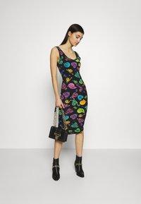 Versace Jeans Couture - Shift dress - black - 1