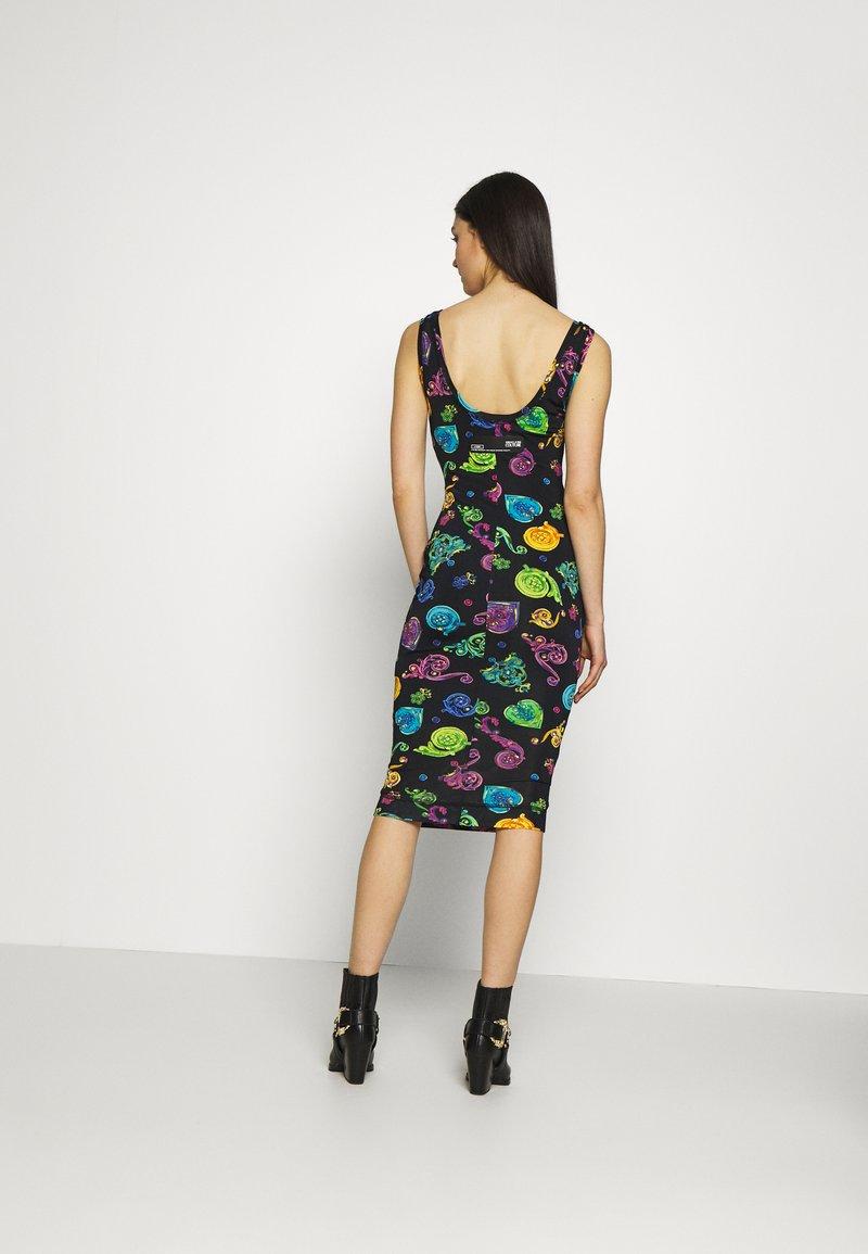 Versace Jeans Couture - Shift dress - black