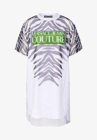 Versace Jeans Couture - Denní šaty - white - 4