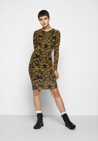 Versace Jeans Couture - Shift dress - nero - 0
