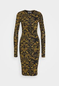Versace Jeans Couture - Shift dress - nero - 4