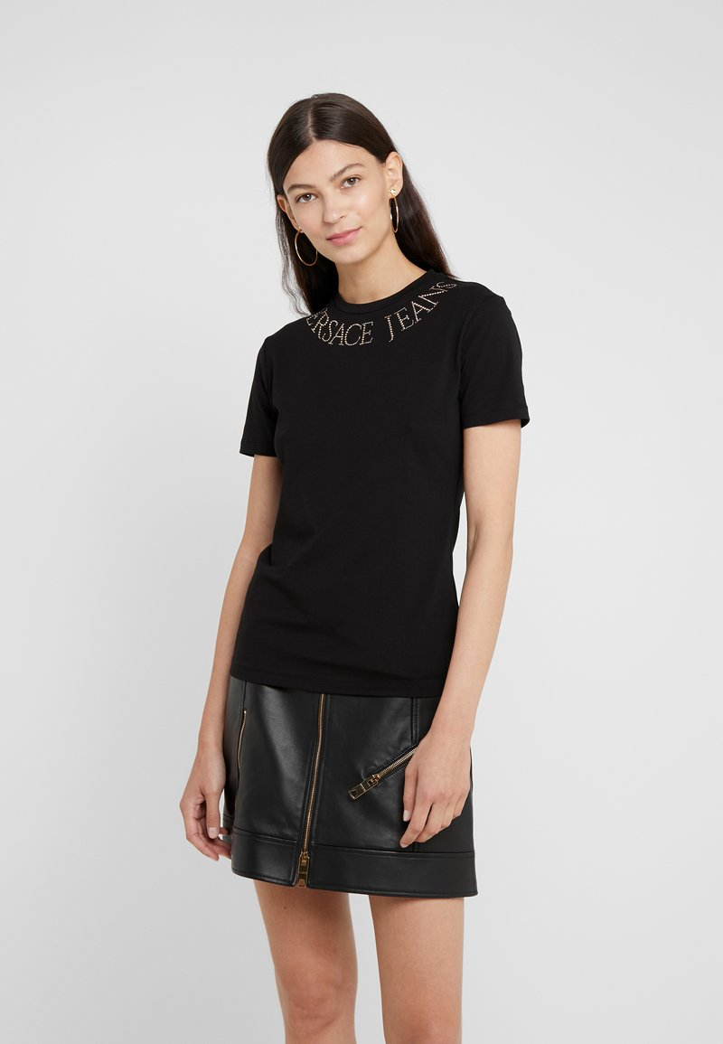 Versace Jeans Couture - T-shirts print - nero
