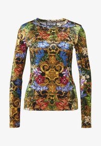Versace Jeans Couture - LADY - Top sdlouhým rukávem - mult scuri - 4