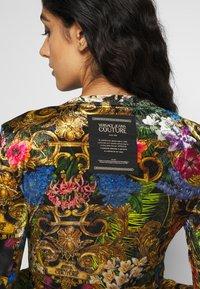 Versace Jeans Couture - LADY - Top sdlouhým rukávem - mult scuri - 5