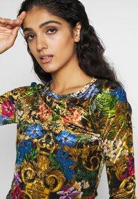 Versace Jeans Couture - LADY - Top sdlouhým rukávem - mult scuri - 3