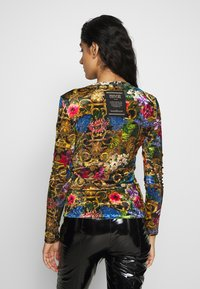 Versace Jeans Couture - LADY - Top sdlouhým rukávem - mult scuri - 2