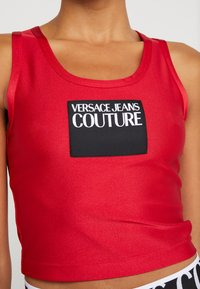 Versace Jeans Couture - LADY  - Top - racing red - 4