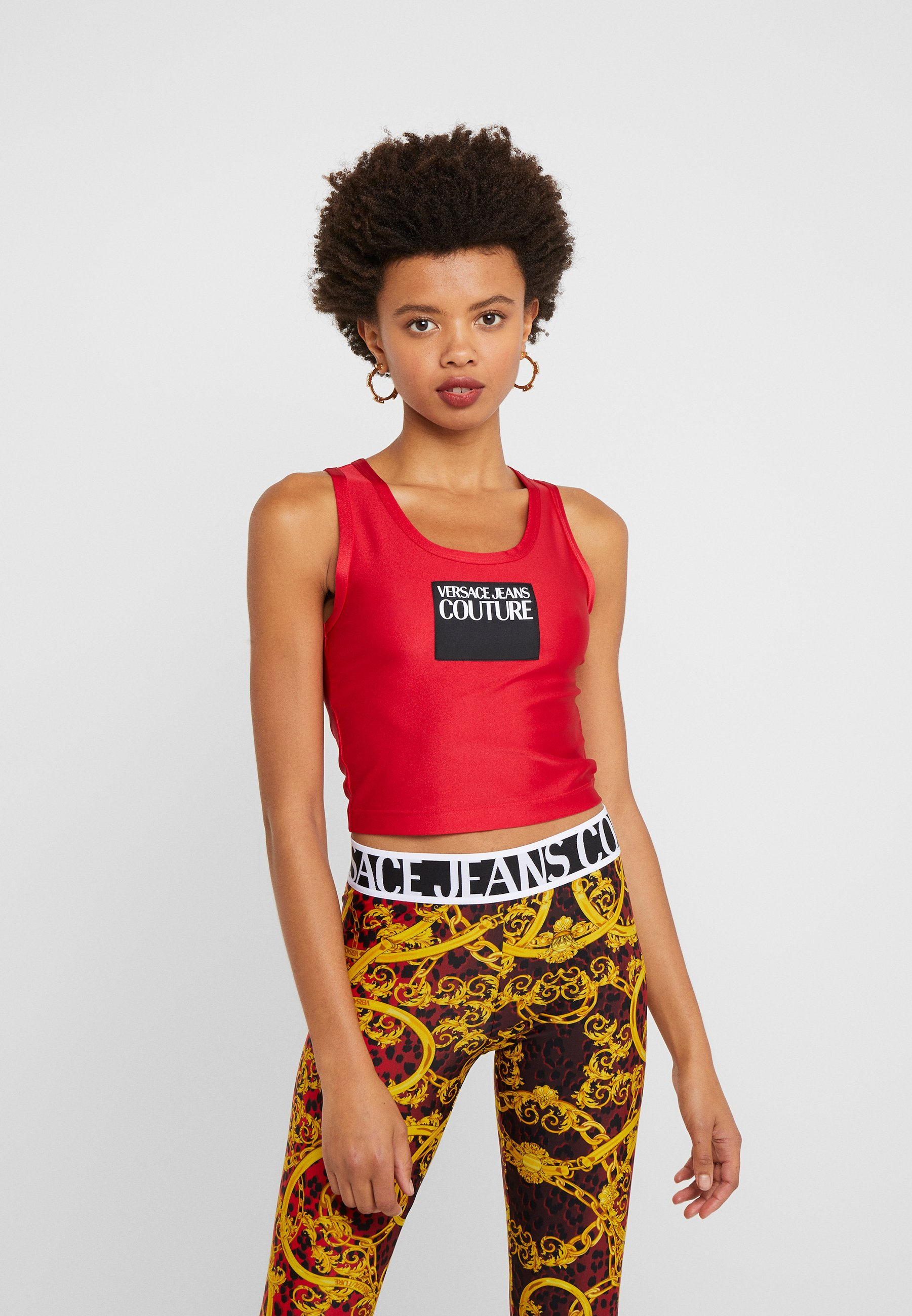 Versace Jeans Couture LADY  - Topper - racing red