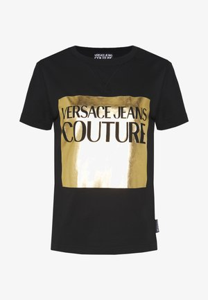 LADY - Print T-shirt - nero