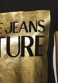 Versace Jeans Couture - LADY - Printtipaita - nero - 6