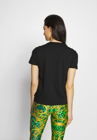 Versace Jeans Couture - LADY - Printtipaita - nero - 2