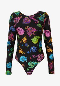 Versace Jeans Couture - Long sleeved top - multi colour - 4