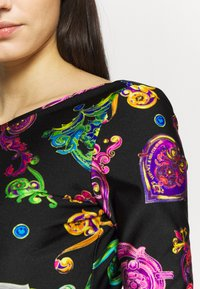 Versace Jeans Couture - Long sleeved top - multi colour - 5