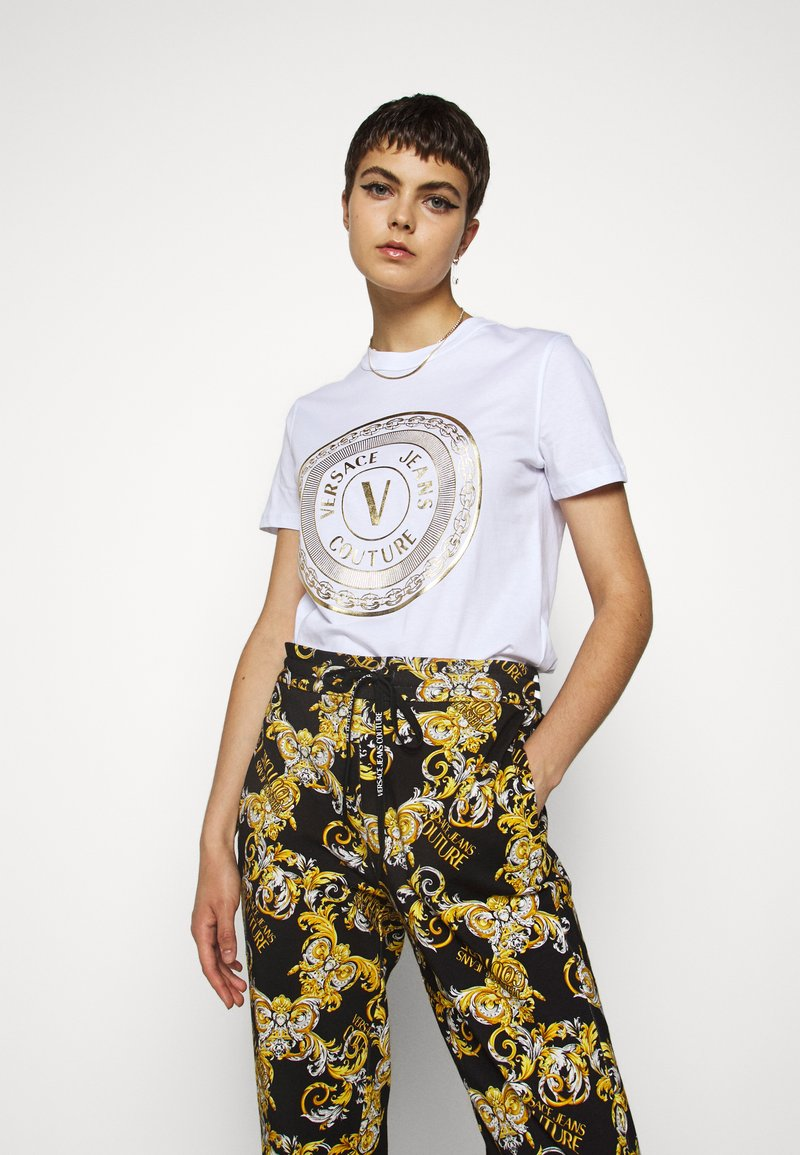 Versace Jeans Couture - T-shirts print - white