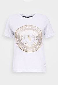 Versace Jeans Couture - T-shirts print - white - 4