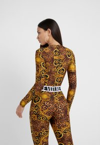 Versace Jeans Couture - Longsleeve - orange - 2