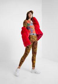 Versace Jeans Couture - Longsleeve - orange - 1