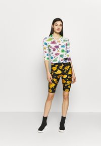Versace Jeans Couture - Button-down blouse - white - 1