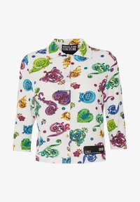 Versace Jeans Couture - Button-down blouse - white - 4