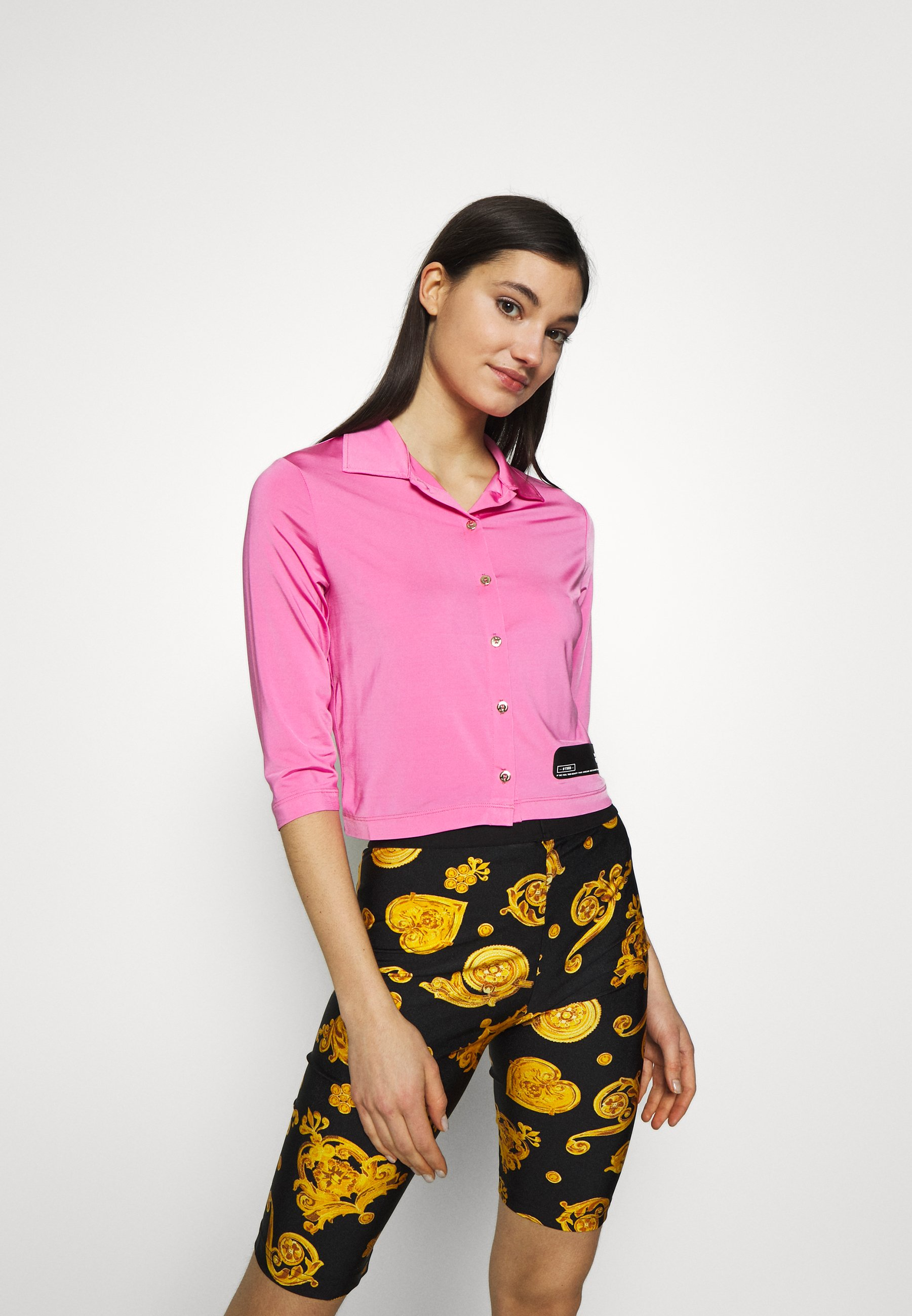 Versace Jeans Couture Skjorte - rosa