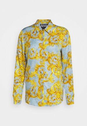 Button-down blouse - azzurro scuro