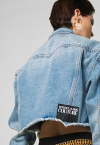 Versace Jeans Couture - Denim jacket - indigo - 4