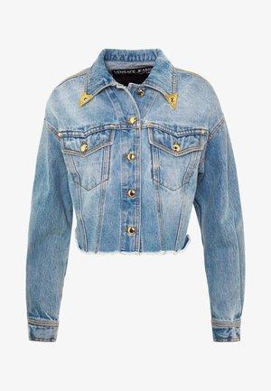 Džínová bunda - indigo