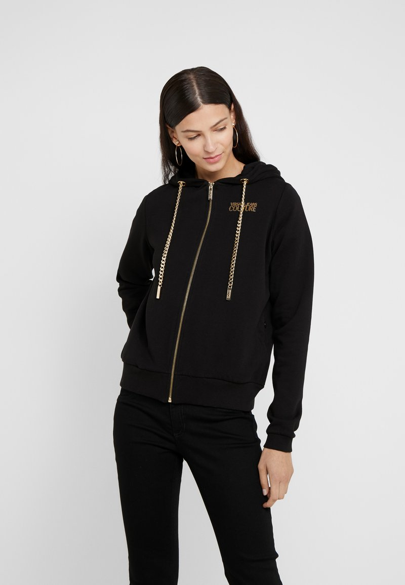 Versace Jeans Couture - Sweatjacke - nero