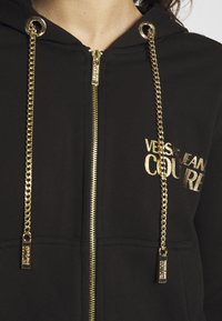 Versace Jeans Couture - LADY LIGHT - Mikina na zip - nero - 6