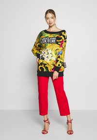 Versace Jeans Couture - LADY LIGHT - Mikina - nero - 1