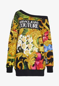 Versace Jeans Couture - LADY LIGHT - Mikina - nero - 4