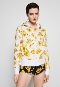 Versace Jeans Couture - Zip-up hoodie - white - 0