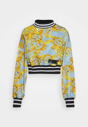 Sweatshirt - azzurro scuro