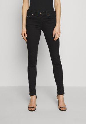 Skinny džíny - nero