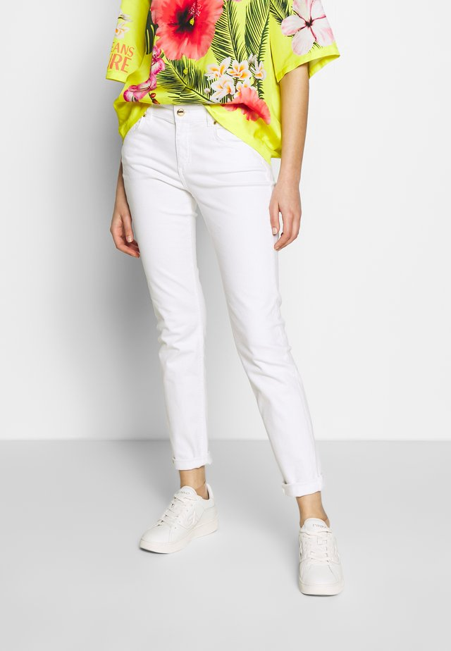 LADY TROUSER - Jeans Skinny Fit - bianco ottico