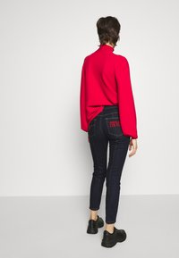 Versace Jeans Couture - LADY TROUSER - Jeans Skinny Fit - indigo - 2