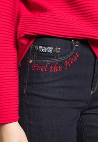 Versace Jeans Couture - LADY TROUSER - Jeans Skinny Fit - indigo - 4