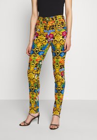 Versace Jeans Couture - LADY TROUSER - Skinny džíny - multi-coloured - 0