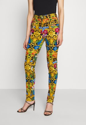 LADY TROUSER - Jeans Skinny Fit - multi-coloured