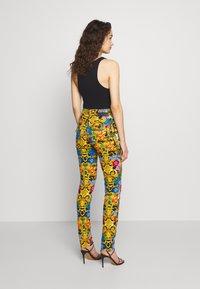 Versace Jeans Couture - LADY TROUSER - Skinny džíny - multi-coloured - 2