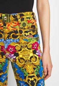 Versace Jeans Couture - LADY TROUSER - Skinny džíny - multi-coloured - 4